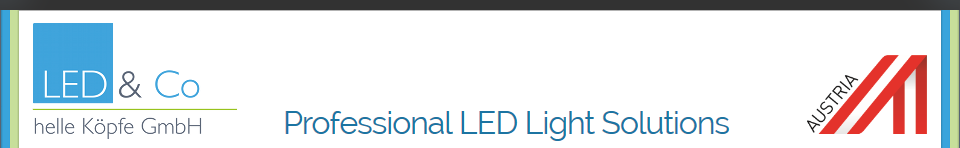 Professional LED Light Solutions
